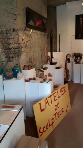 L'Atelier du Sculpteur (2)
