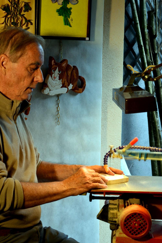 Formes et Passions – Chantourneur et sculpteur