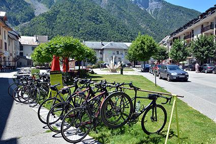 Huez Bike Hire Bourg d'Oisans