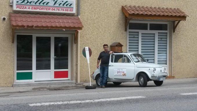 Bella Vita Pizza Bourg d'Oisans