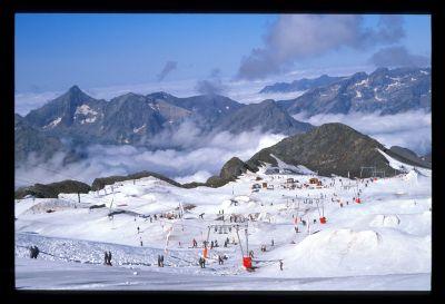 Snowpark Eté – 3200 m