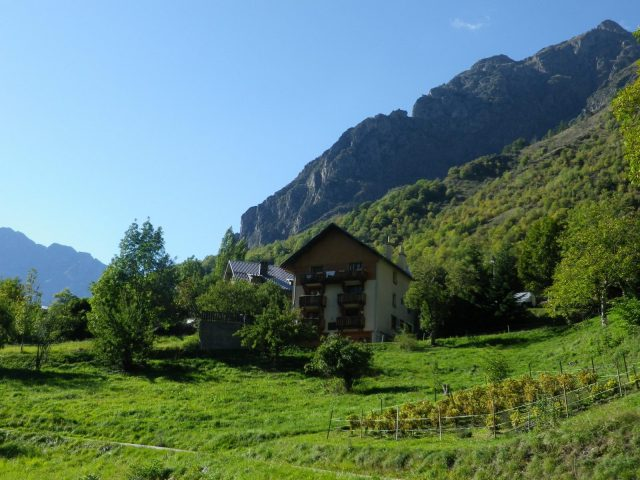 Chalet les Alpes