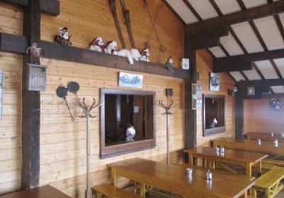 Restaurant d'altitude: La Patache – Alt 2100 m