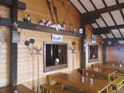 restaurant d'altitude: La Patache-Alt 2100 m