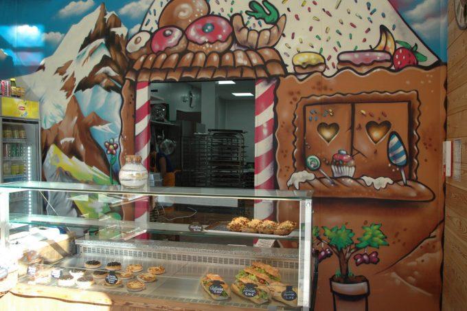 Boulangerie la Boule à Meije