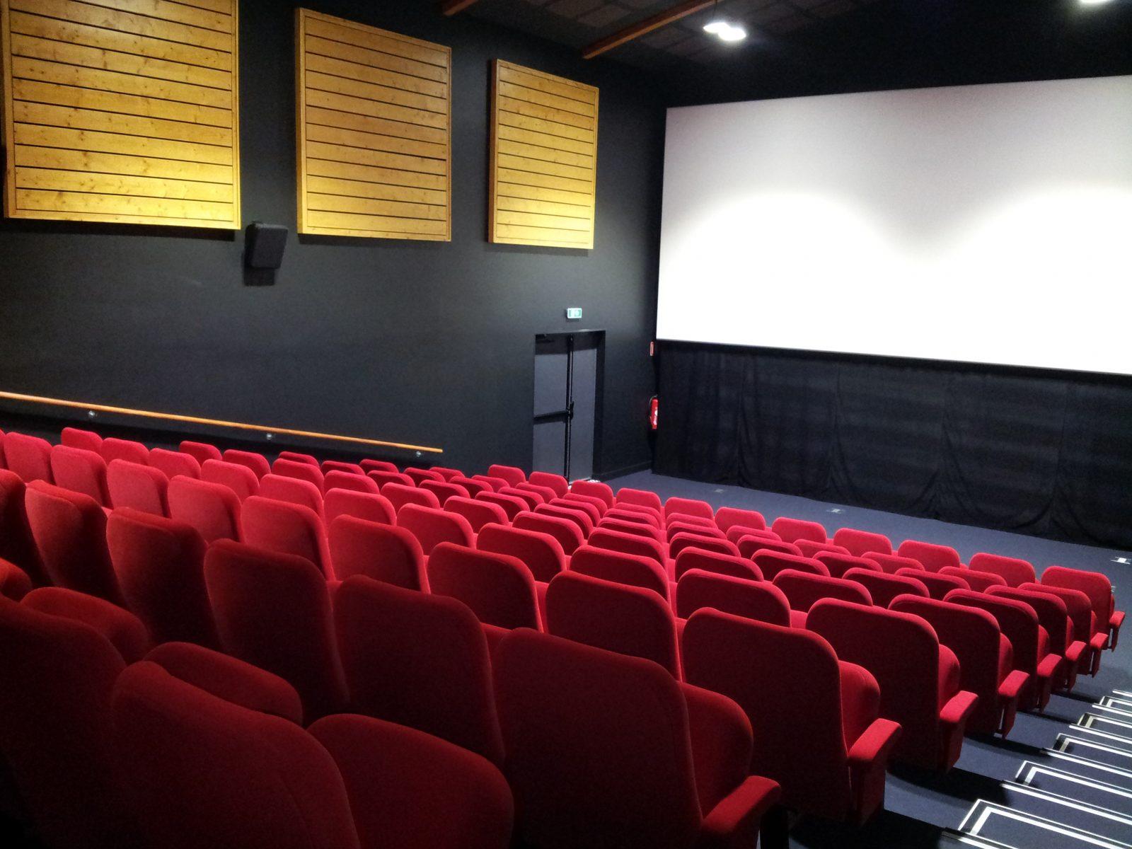 Cinéma Les Ecrins - Oisans Tourisme FR