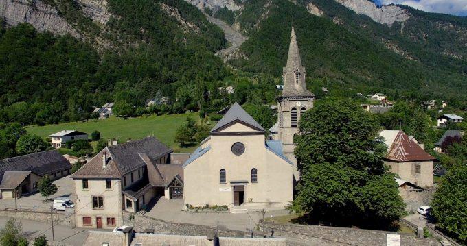 Eglise de Bourg d'Oisans