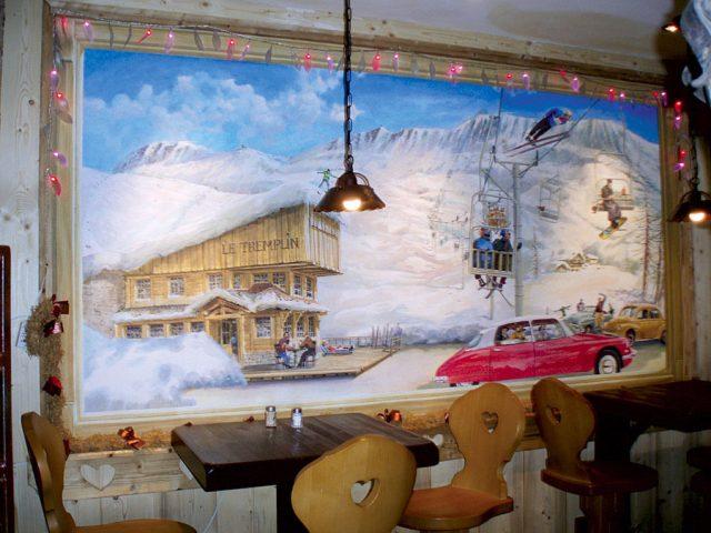 Le Tremplin Alpe d'Huez