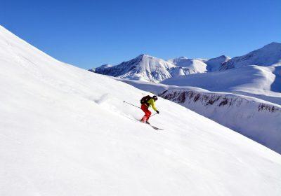 Ski de randonnée depuis Besse-en-Oisans