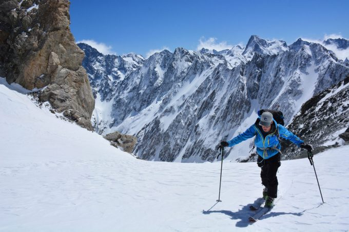 Ski de randonnée depuis Champhorent
