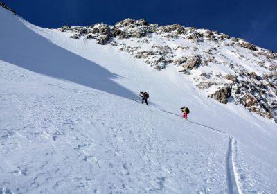 Ski de randonnée depuis Champhorent et Les Étages