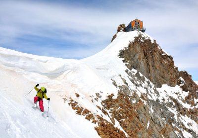 Ski de randonnée depuis Villar d'Arène