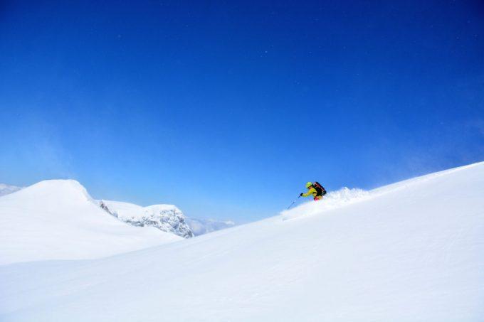 Ski de randonnée depuis Rieux Claret