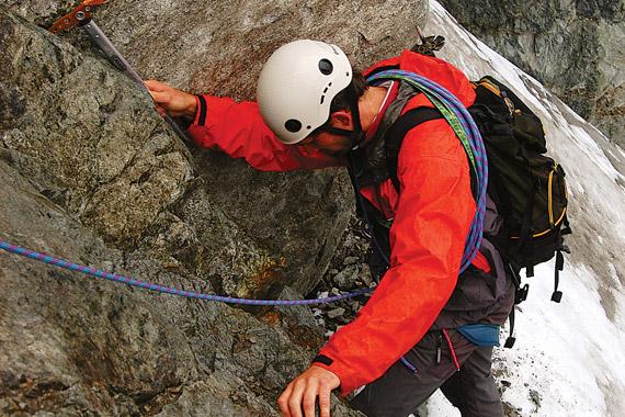 La Roche de la Muzelle – 3465 m