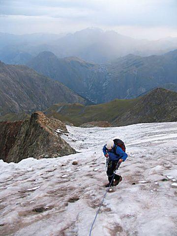 La Roche de la Muzelle – 3465 m (1)