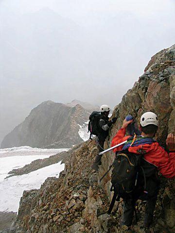 La Roche de la Muzelle – 3465 m (2)
