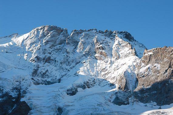Le Râteau – 3769 m