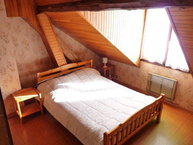 RelaisEcrins Meublé_chambre1