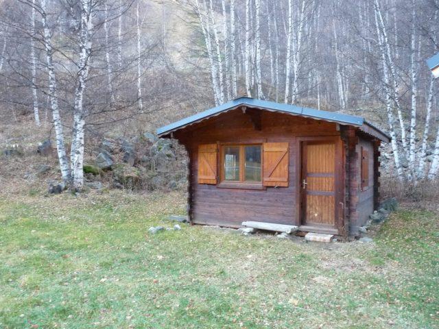 Chalet à louer camping Bérarde