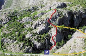 Via Ferrata d'Arsine (1)