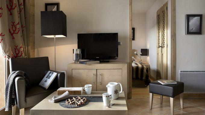 CGH Résidences & Spas – Le Cristal de l'Alpe – Appartement