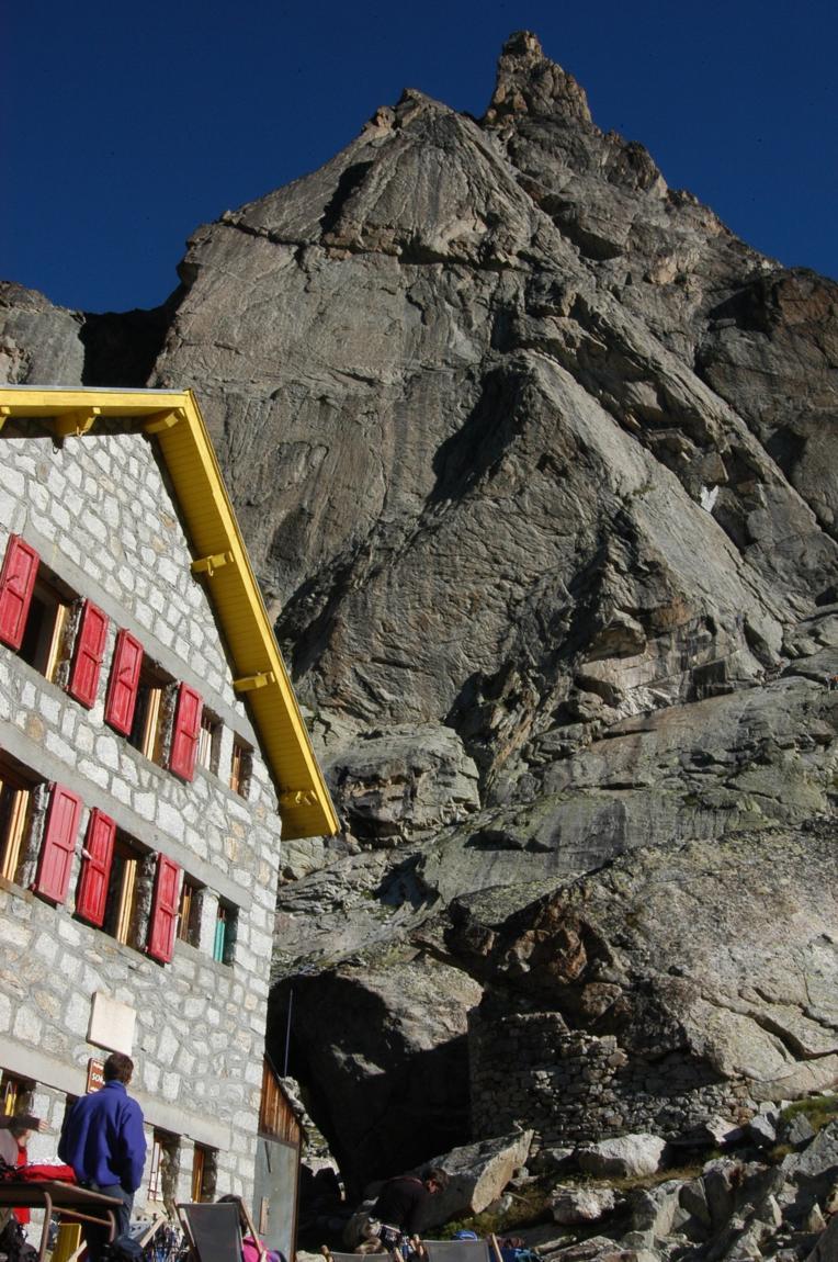La Dibona – 3130 m (1)