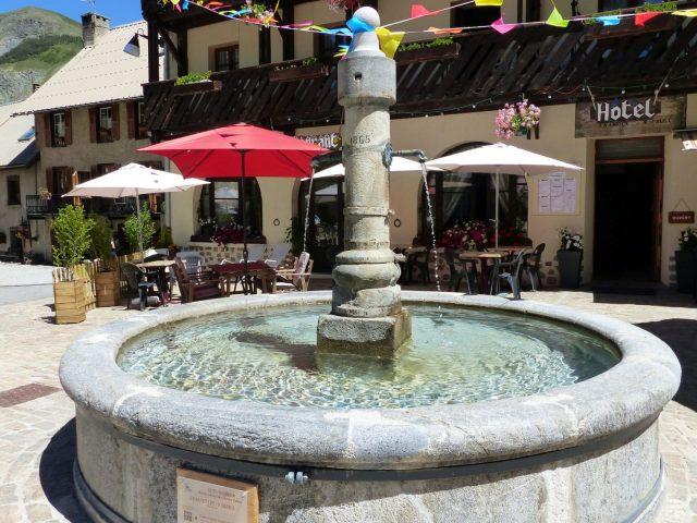 Visites commentées au Fil des Fontaines de Villar d'Arène