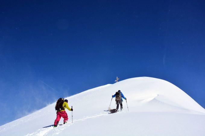 Ski de randonnée depuis Articol
