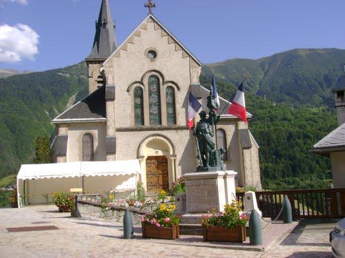 Eglise d'Allemont