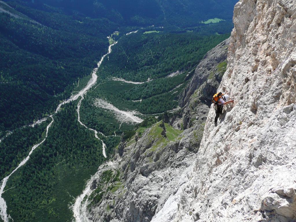 Escalade avec le Bureau des Guides (1)