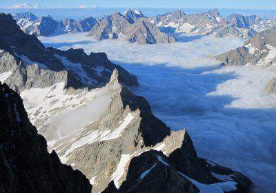 Course collective – Pic Nord des Cavales (3362m)