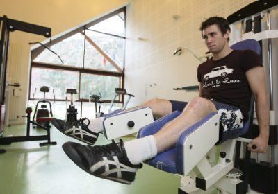 Salle de Fitness – «Pôle Sports et Loisirs»