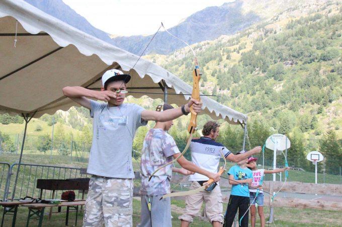 Jeux d'Archer