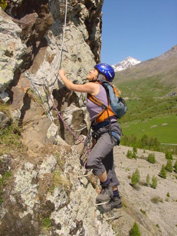 Via Ferrata d'Arsine (3)