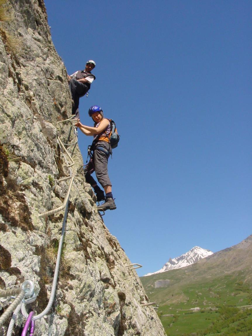 Via Ferrata d'Arsine (5)