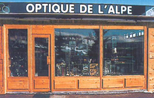Optique de l'Alpe