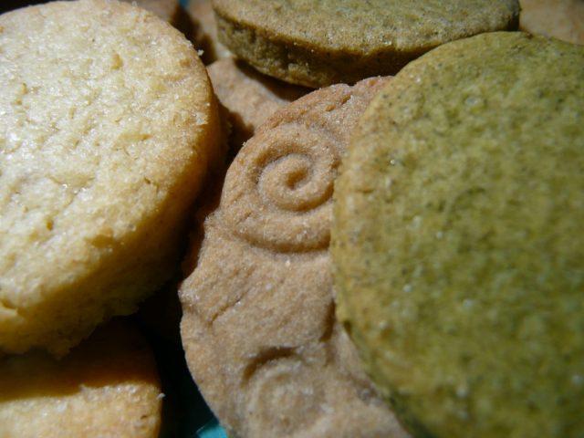 Une Montagne de Biscuit