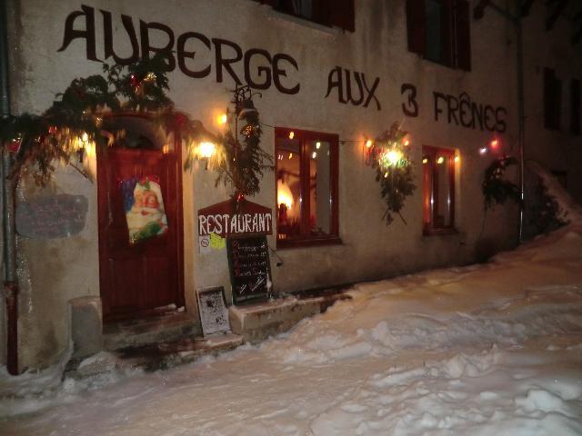 Hôtel Auberge aux 3 Frênes (14)