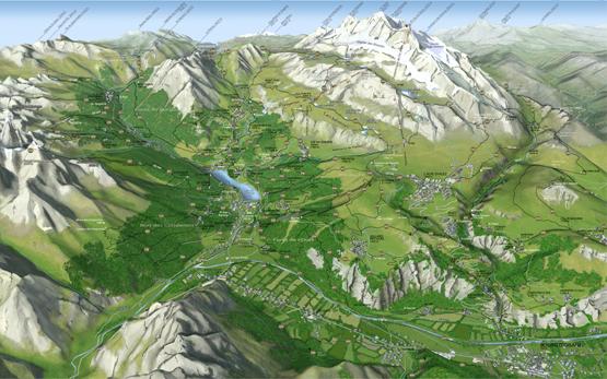 Randonnée : Barrage du Verney (4)