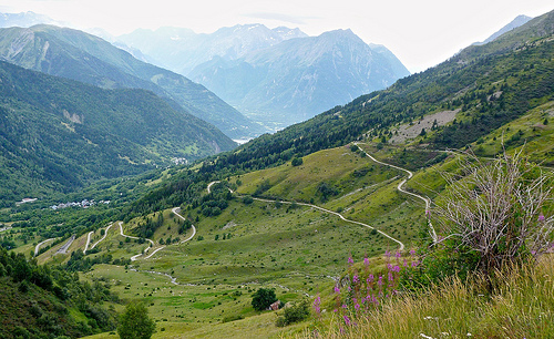 Randonnée : Col du Sabot (1)