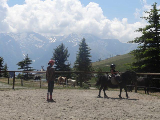 Séances bébé cavaliers au Second Souffle