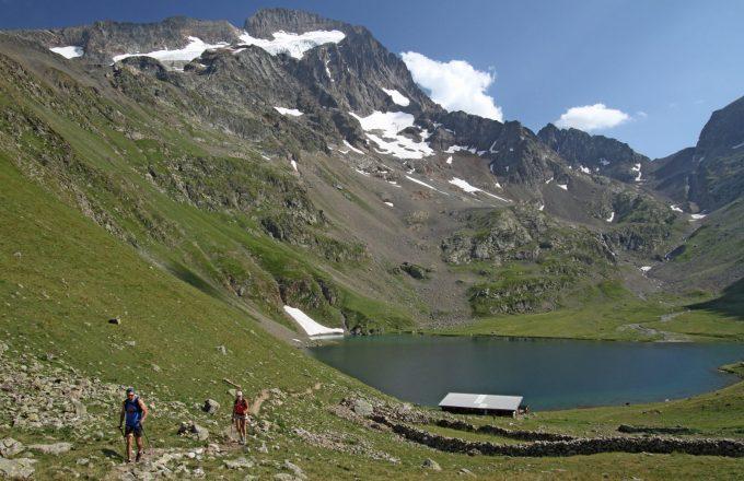 Rando – Lac et refuge de la Muzelle