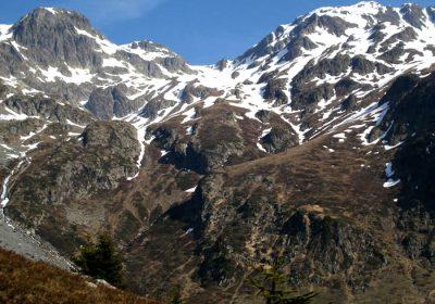 Randonnée au Col de la vache