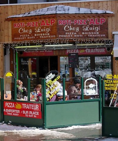 Chez Luigi-Rotti Pizz'Alp