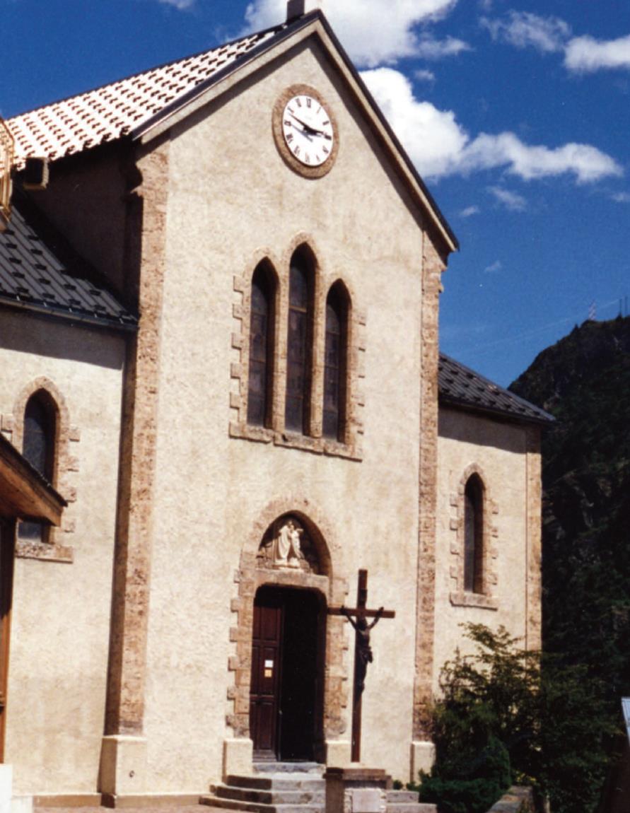 Eglise Saint-Ferréol d'Huez