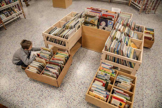 Bibliothèque / médiathèque