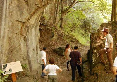 Rando : la porte romaine de Bons