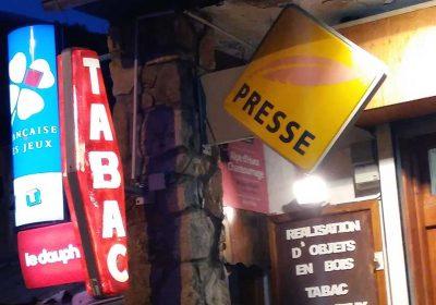 Tabac Loto Presse Relais Poste du Vieil Alpe