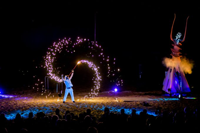 Spectacle «Tornade»