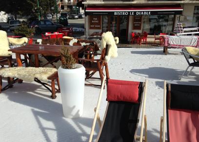 Restaurant Bistro Le Diable